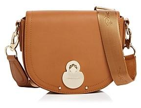 Longchamp Cavalcade Small Leather Crossbody