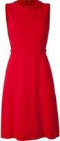 RED Valentino Valentino Red Braid Embellished Dress