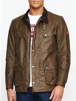 BARBOUR INTERNATIONAL International Duke Wax Jacket