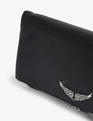 Zadig & Voltaire Rock clutch bag