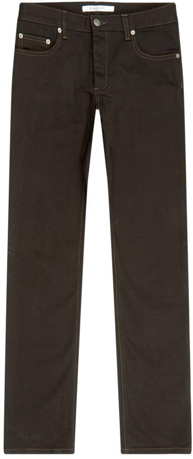 Givenchy Slim Fit Stretch Jeans