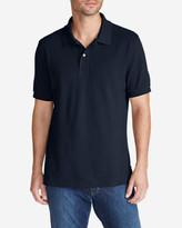 Eddie Bauer Men's Field Short-Sleeve Polo Shirt