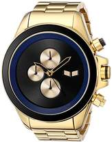 Vestal Men's ZR3032 ZR-3 Analog Display Japanese Quartz Gold Watch