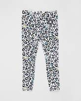 Converse Leopard AOP Leggings - Teens