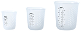OXO Good Grips Squeeze & Pour Measuring Cups (Set of 3)