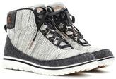 Sorel Tivoli Go High fabric ankle boots