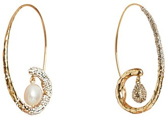 Givenchy Moonlight Pearl earrings