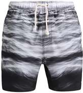 Rip Curl Volley Summer Sunset Swimming Shorts Black