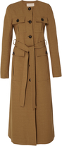 Brock Collection Cara Cotton Trench Coat