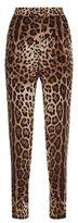 Dolce & Gabbana Leopard Print Pyjama Trousers