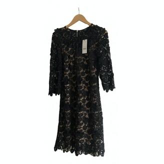 SET Black Lace Dress for Women