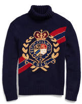 Ralph Lauren Intarsia-knit Wool Sweater