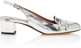 Tabitha Simmons Ines Mirrored Leather Loafers