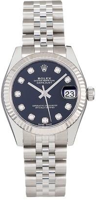Rolex 2020 unworn Oyster Perpetual Lady Datejust 31mm
