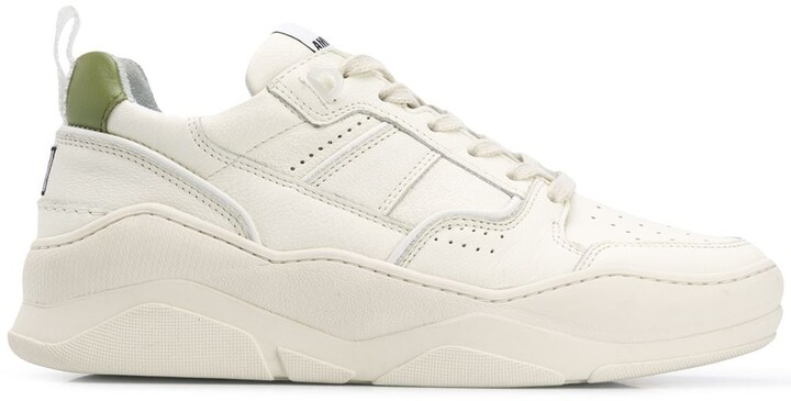 ec6398c278bed Thick Sole Low Trainers