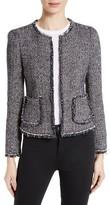 Rebecca Taylor Women's Confetti Tweed Jacket