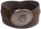 Carhartt Leather Logo Belt (For Women)