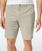"Club Room Men's Chino 9.5"" Shorts, Only at Macy's"