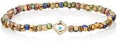 Luis Morais Men's Rondelle Bracelet-GOLD