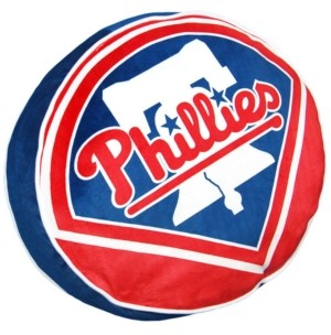 Northwest Company Philadelphia Phillies 15inch Cloud Pillow