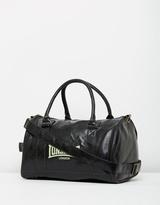 Lonsdale London Boxer Slouchy PVC Medium Bag