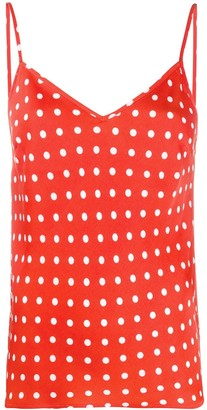 Essentiel Antwerp Polka Dot Cami Top