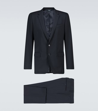 Dolce & Gabbana Martini suit with notched lapels