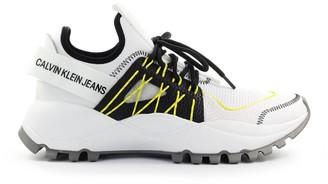 Calvin Klein Tolbek White Black Sneaker