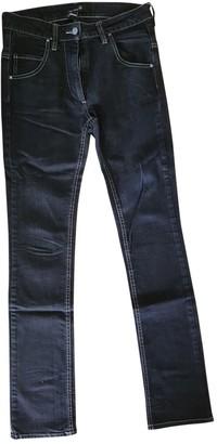Etoile Isabel Marant Black Denim - Jeans Trousers
