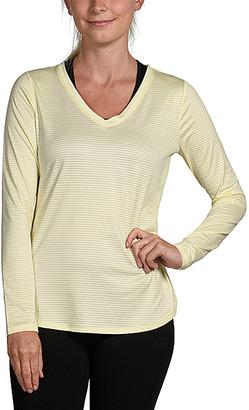 90 Degree By Reflex Women's Tee Shirts NMOON - New Moon V-Neck Tee - Women