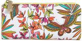 Trina Turk Papillion Palm Zip Wallet