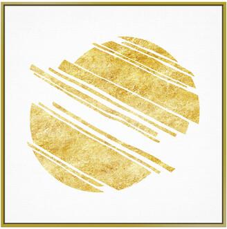 Jonathan Bass Studio Fractured Ii Gold Leaf