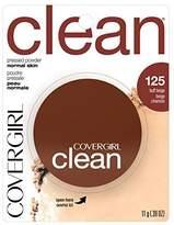 Cover Girl Clean Pressed Powder Foundation Buff .39 oz. by