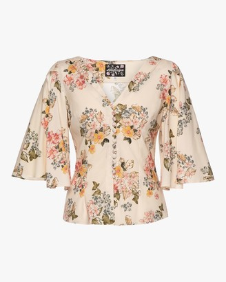 Lena Hoschek Age Of Innocence Top