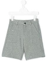 No21 Kids - distressed shorts - kids - Cotton/Acetate/Viscose - 6 yrs