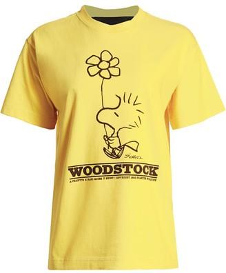 Marc Jacobs Peanuts x Woodstock T-Shirt