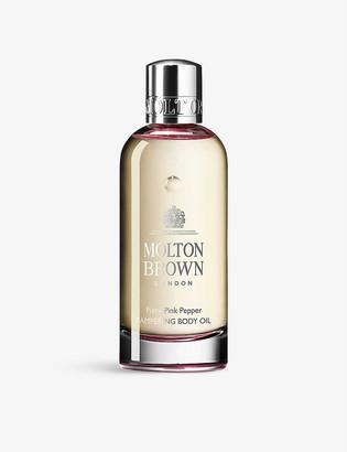 Molton Brown Fiery Pink Pepper Pampering body oil 200ml