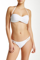 Vitamin A Ava Corset Bandeau Bikini Top