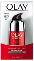 Olay Regenerist Micro-Sculpting Facial Serum Fragrance Free 1.7 Fl Oz, Packaging May Vary