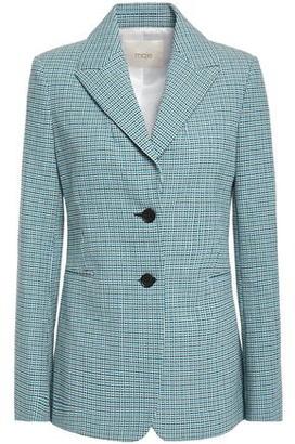 Maje Cotton-tweed Blazer