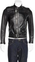 Saint Laurent 2015 Lambskin Biker Jacket