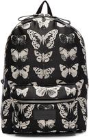 Alexander McQueen Victorian Moth Backpack