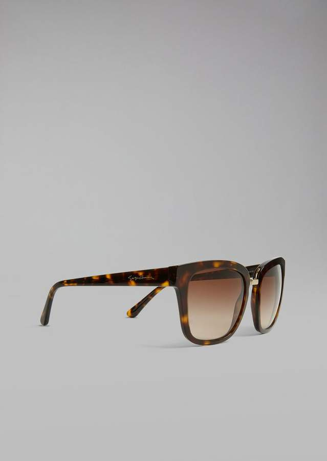Giorgio Armani Sunglasses With Metal Bridge