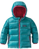Patagonia Toddler Girl's Hooded Down Jacket