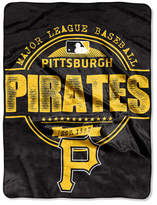 Northwest Company Pittsburgh Pirates Micro Raschel Structure Blanket
