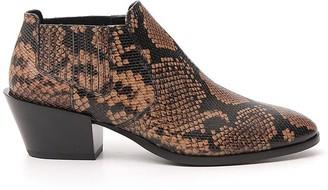 Tod's Chelsea Block Heel Boots