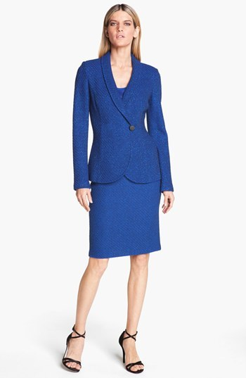 St. John Ivy Tweed Jacket