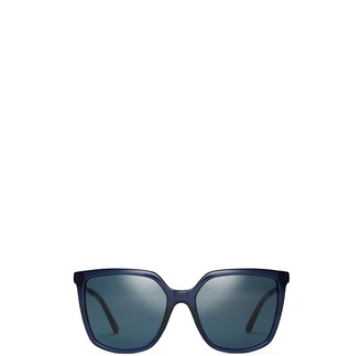 Tory Burch Miller Square Sunglasses