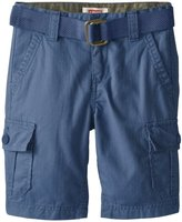 Levi's Huntington Shorts (Toddler/Kid) - Ensign Blue-4