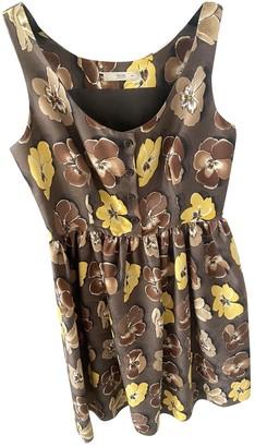 Prada Multicolour Wool Dresses